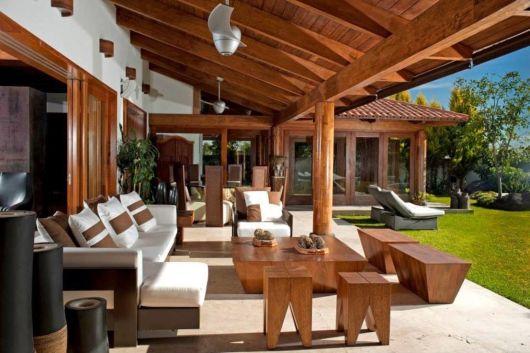 Terra os decorados 74 ideias e projetos geniais for Casa moderna senza tetto