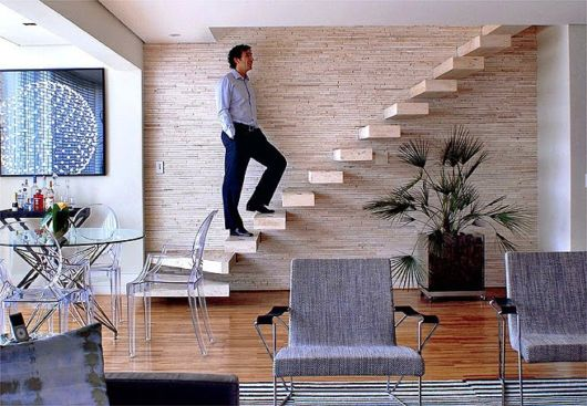 sala-de-estar-e-jantar-integradas-escadas-moderna