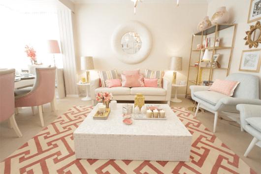 sala-de-estar-e-jantar-integradas-tudo-rosa