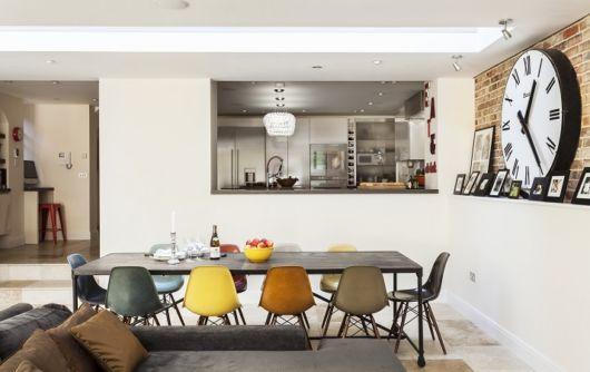 sala-de-estar-e-jantar-integradas-vintage