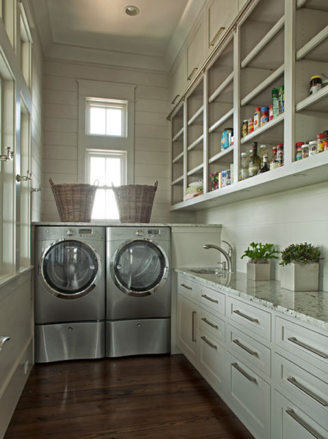 despensa na lavanderia