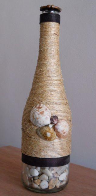 decoração com conchas