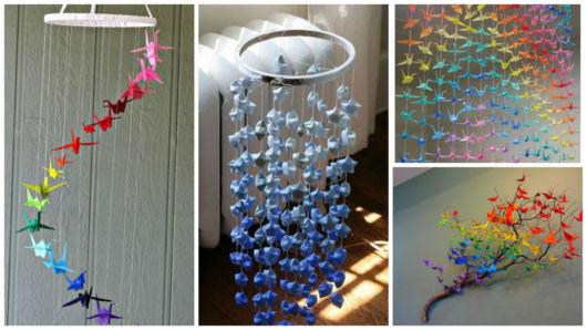 ideias origami