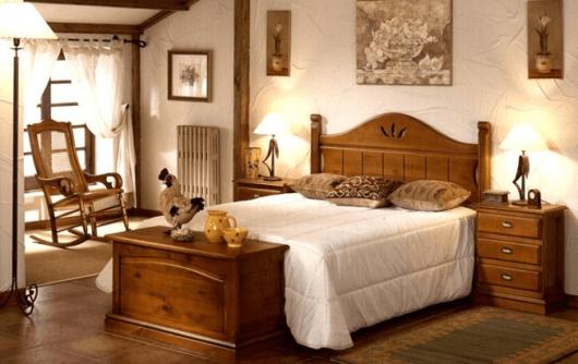 Camas de madeira dicas para escolher e 47 modelos lindos for Habitaciones originales para adultos