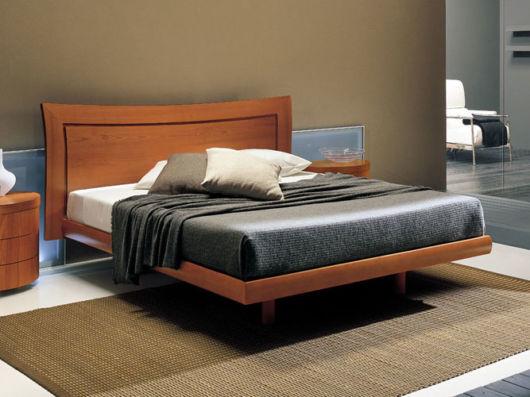 camas de madeira modernas