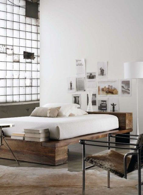camas de madeira tipos