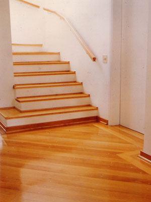 piso escada