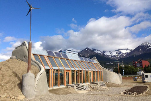 casa ecologica na argentina