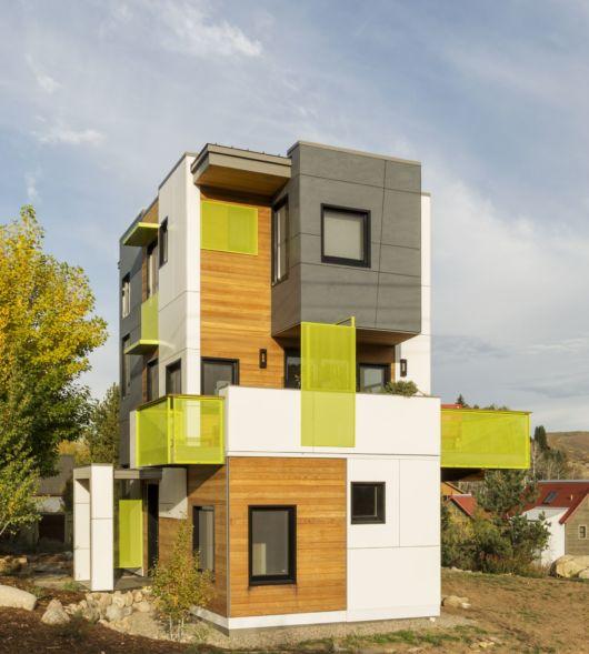 Small Modern Home Design Ideas 357: Casas Quadradas: Projetos, Modelos E 40 Fotos