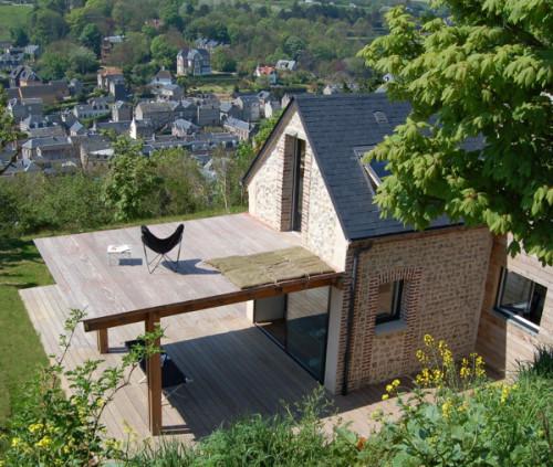 casa sustentável ecológica 1