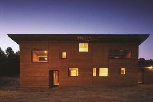 casa sustentável ecológica austrália