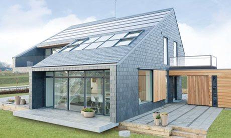 casa sustentável ecológica construção