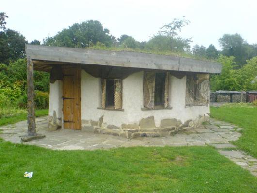 casa sustentável ecológica natural