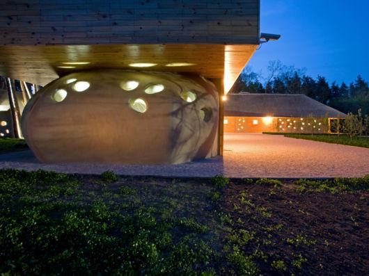 casa sustentável ecológica