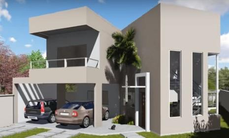 projeto fachada