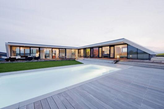 Casas em l plantas projetos e fotos incr veis for Casa moderna l