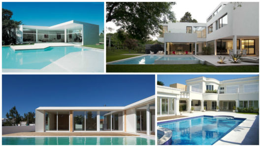 casas com piscina de luxo