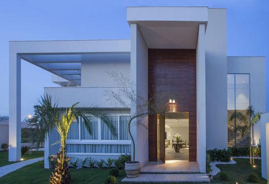 Casas Quadradas Projetos Modelos E 40 Fotos