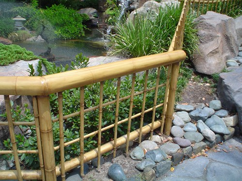 cerca-bamboo