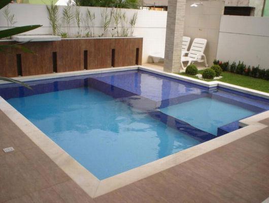 Como construir uma piscina veja dicas e passo a passo for Piscinas modelos