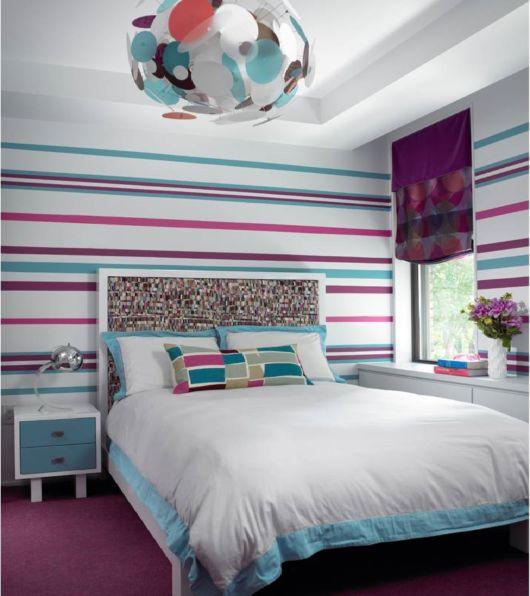 como decorar um quarto feminino