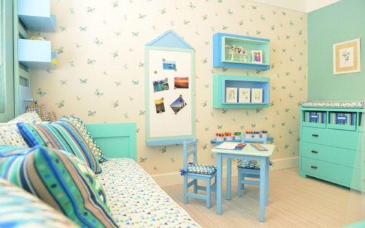 como decorar um quarto infantil bebê