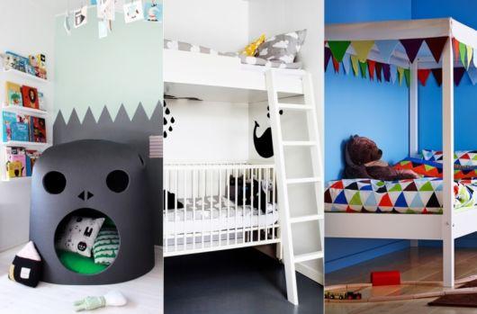 como decorar um quarto infantil filhos