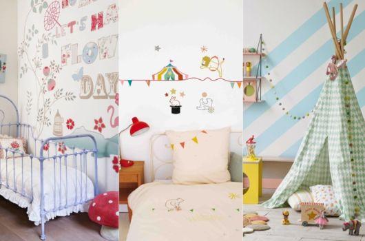 como decorar um quarto infantil