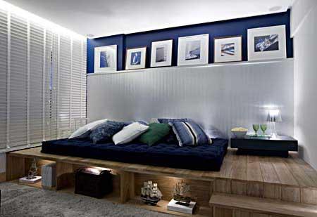 como decorar um quarto masculino