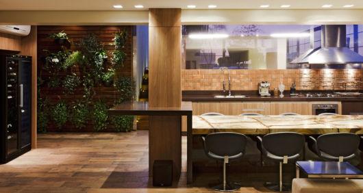 cozinhas-de-luxo-piso-de-madeira