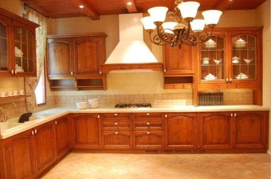 cozinhas-de-luxo-armarios-de-madeira-bonitos
