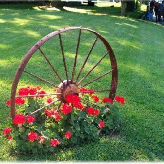 Enfeites para jardim 58 ideias para jardim interno e externo for Sale gartendeko