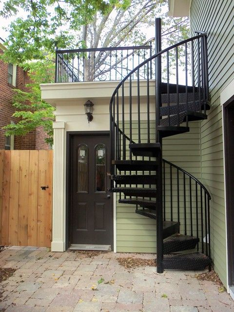 Escada Externa Veja Modelos Mais Recomendados E 49 Fotos