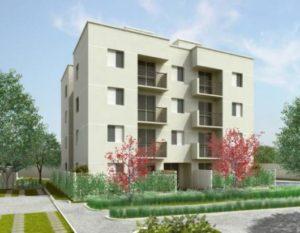 modelos de fachadas de prédios 3 andares