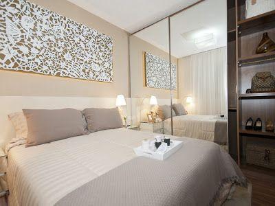 quarto pequeno móvel planejado