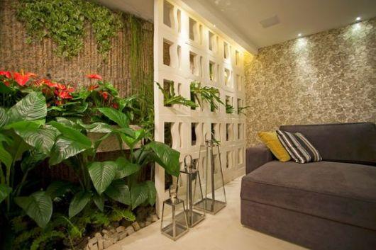 Sala Pequena Com Jardim De Inverno ~ jardimdeinvernonasaladetvpequena