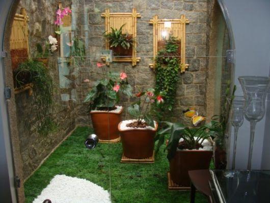 Jardim de inverno na sala: Como fazer? Modelos e 45 ideias!