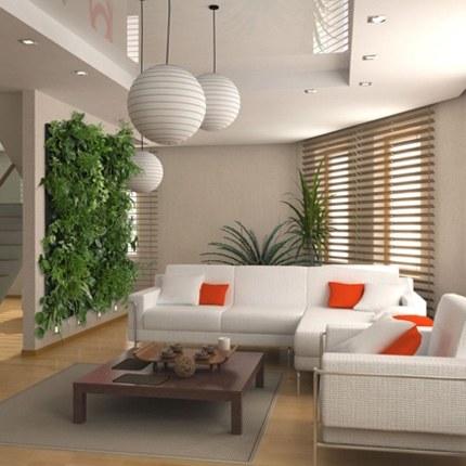 jardim de inverno na sala como fazer modelos e 45 ideias. Black Bedroom Furniture Sets. Home Design Ideas