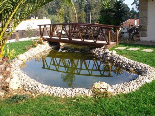 Lago artificial 49 fotos de projetos e passo a passo for Como construir un lago artificial