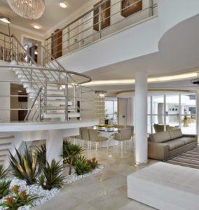 lustre para escada como escolher