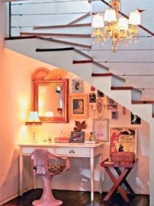 lustre para escada como usar
