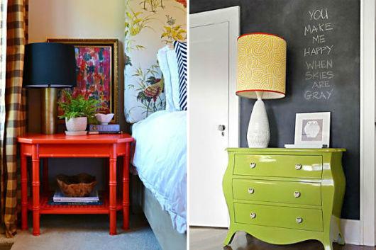 móveis laqueados quarto