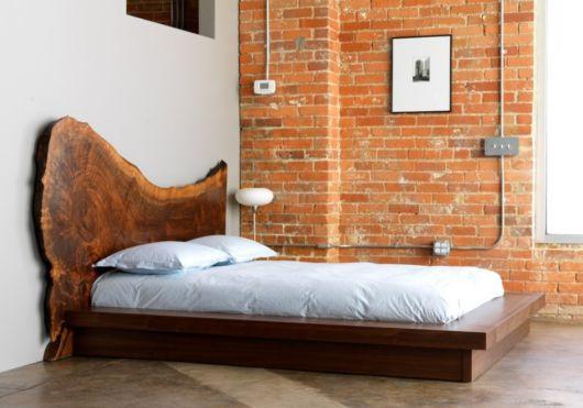 Cama baixa vantagens modelos e de 30 fotos for Modelos de cama
