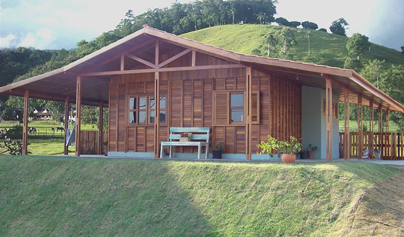 projeto térreo 3 quartos