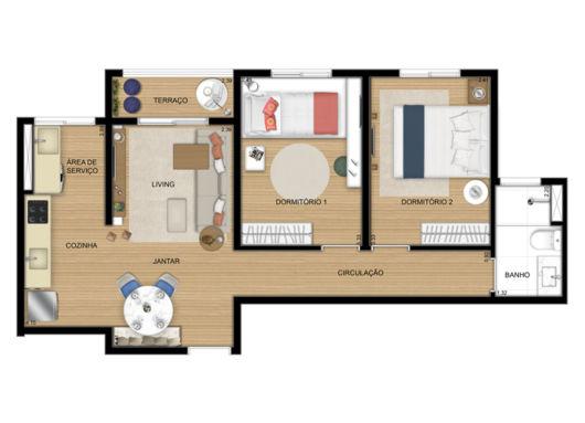 M 243 Veis Planejados Para Apartamentos Pequenos Dicas