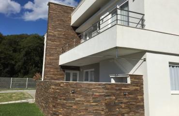 pedra decorativo muro