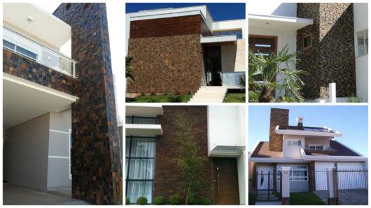 fachadas com pedras decorativas