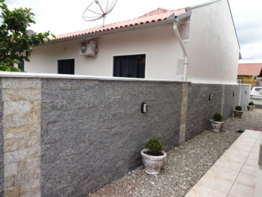 muro lajinha cinza