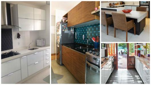 modelos de pisos cozinha