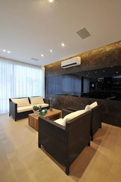 piso sala moderna